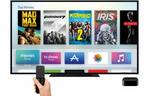 tvOS Apple TV 4