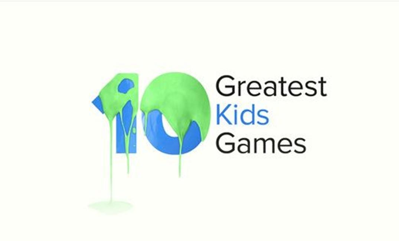 10 greatest kids games