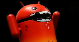 Android malware imposibil sters