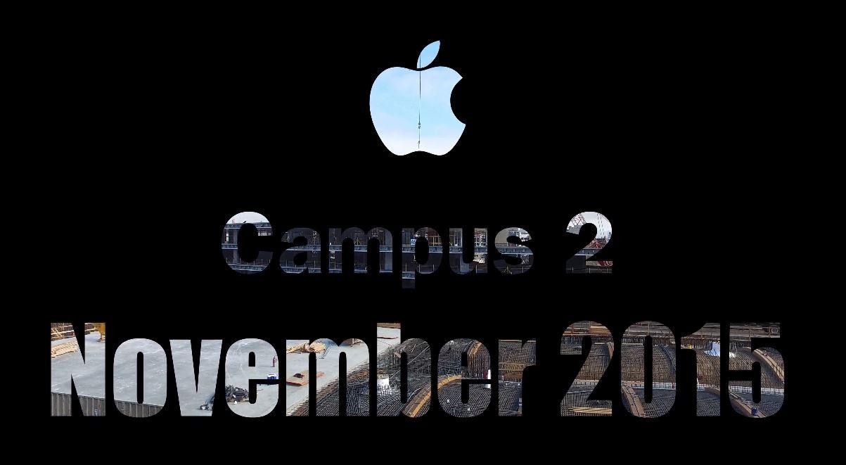 Apple Campus 2 prezentare interior