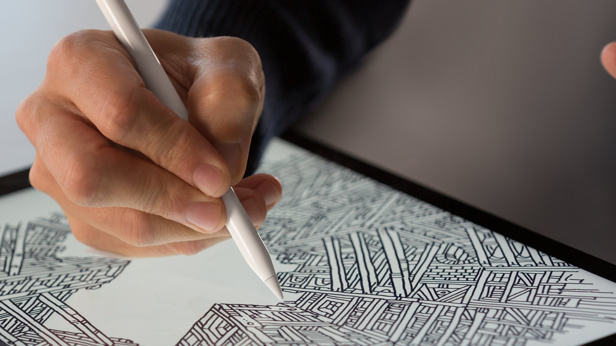 Apple Pencil 3D Touch iPad Pro