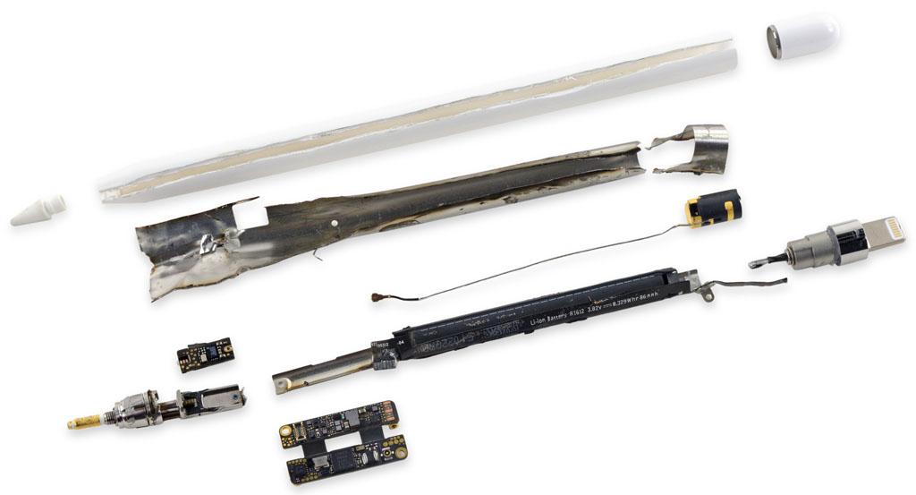 Apple Pencil placa logica 1