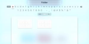 Apple TV 4 folder