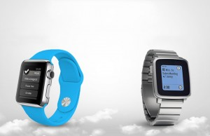 Apple Watch Pebble Steel reducere Black Friday 2015