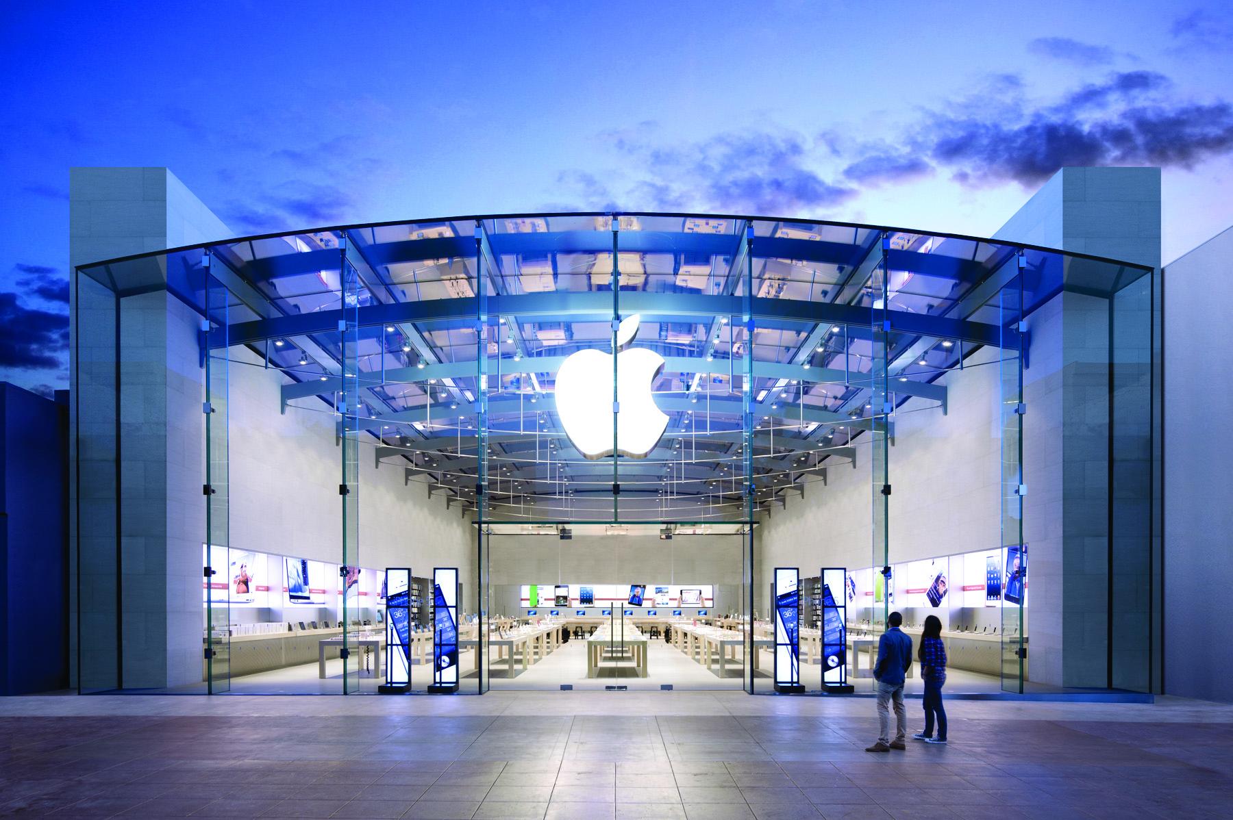 Apple rasism australia