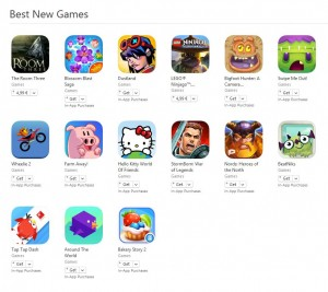 Best New Games App Store