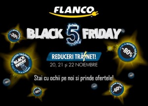 Black Friday 2015 Flanco cand incepe