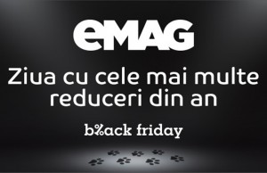 Black Friday 2015 eMAG.ro