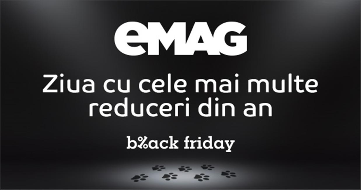 Black Friday 2015 eMAG.ro