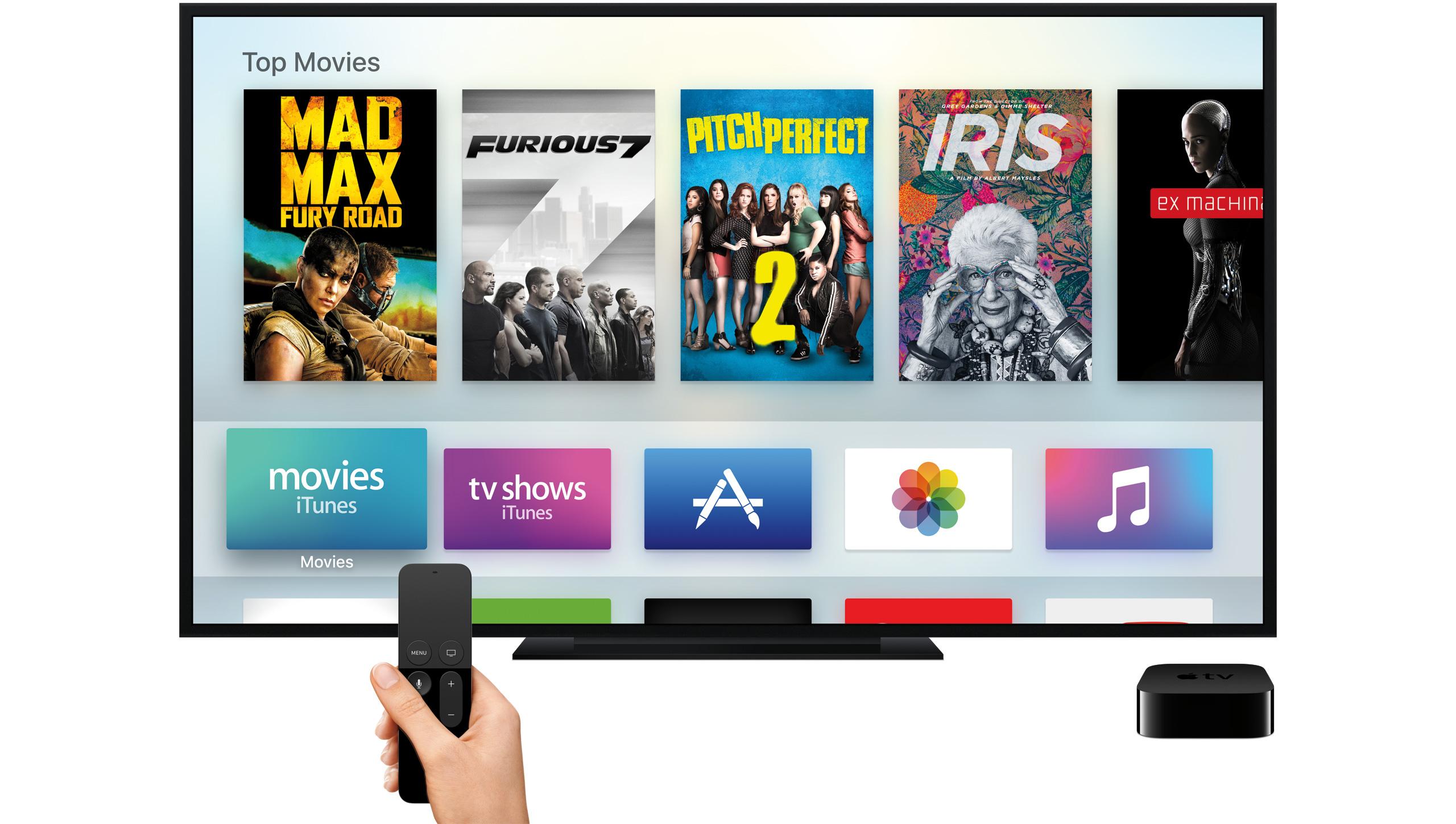 Ce descarca primii utilizatori Apple TV 4