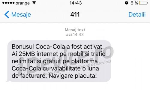 Coca Cola internet Orange 1