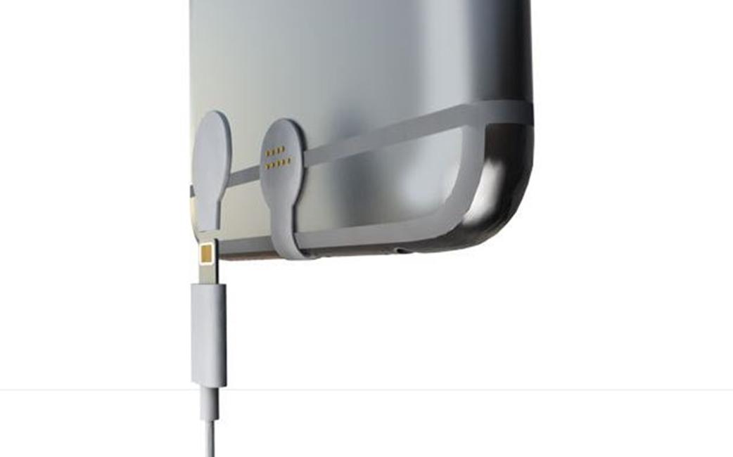 Gecko incarcare wireless iPhone