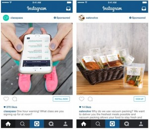 Instagram reclame 3D Touch
