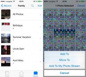PhotoAlbums+ iOS 9