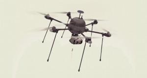 Prima drona care zboara nelimitat