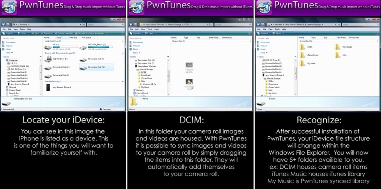 PwnTunes for iOS 9