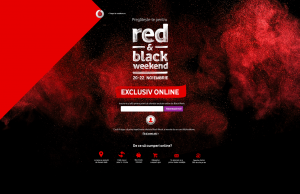 Red and Black-Weekend