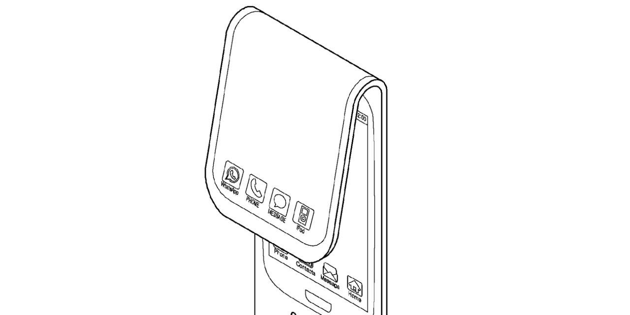 Samsung copiat Apple brevet de inventie