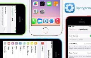 Springtomize 3 iOS 9