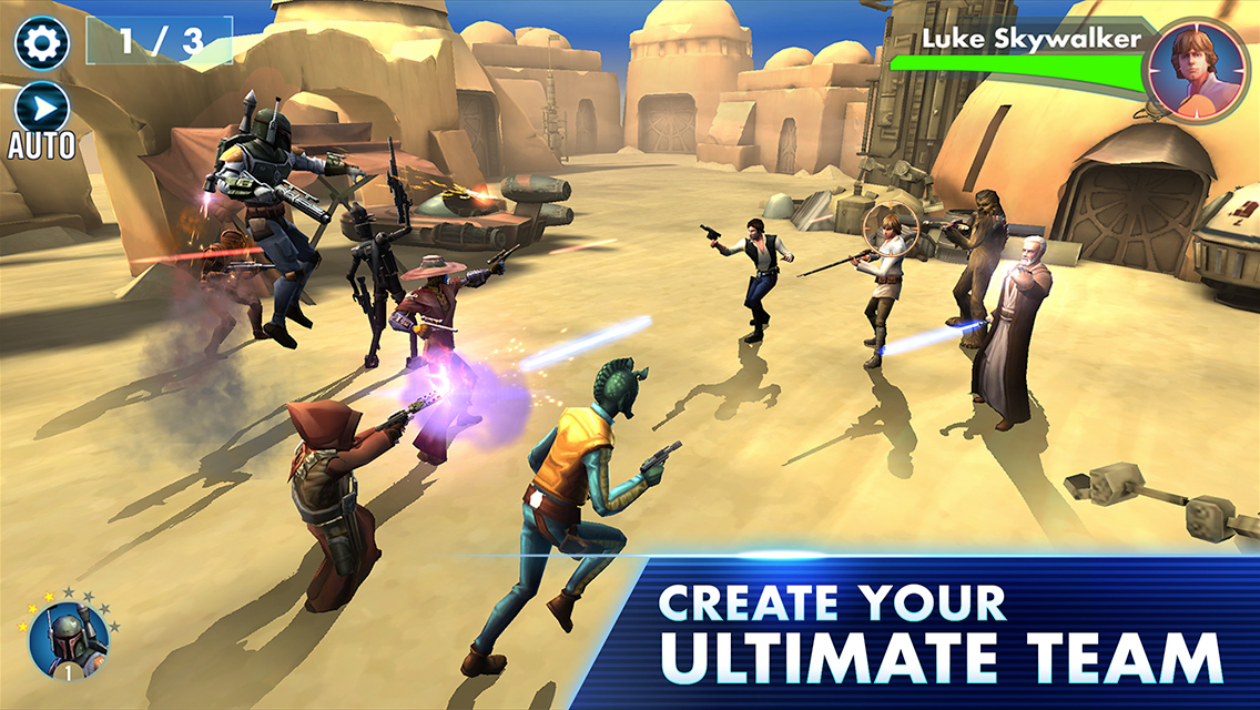 Star Wars™ Galaxy of Heroes
