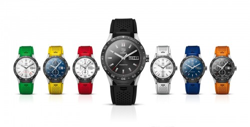 TAG Heuer Connected 4