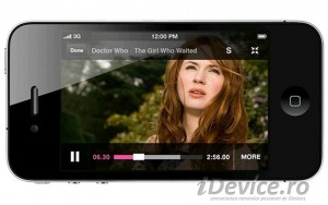 TV LIVE pe iPhone si iPad