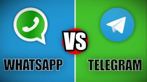 WhatsApp Messenger blocheaza link Telegram
