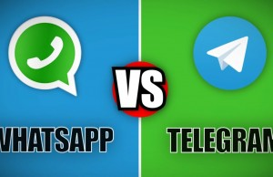 WhatsApp Messenger blocheaza link Telegram