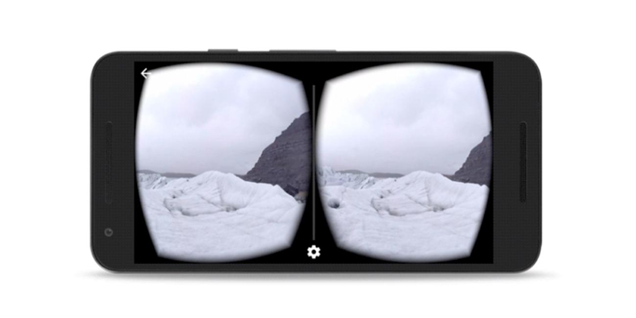 YouTube realitate virtuala