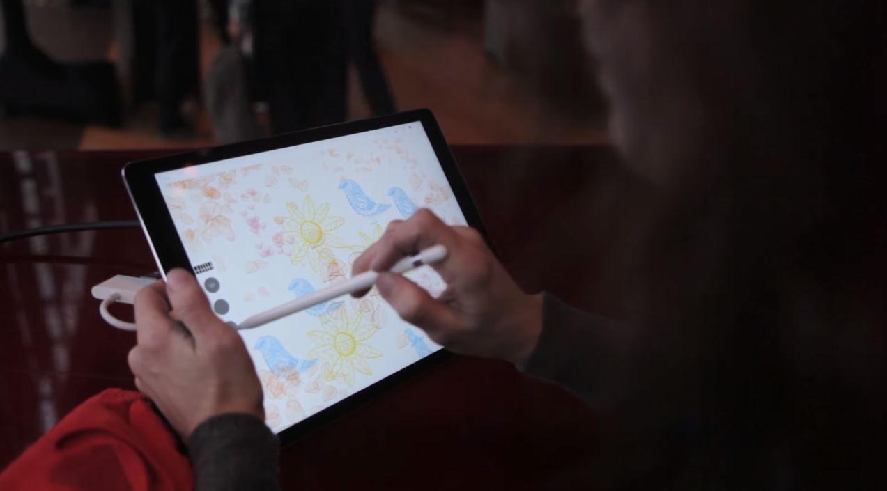 angajati Adobe iPad Pro