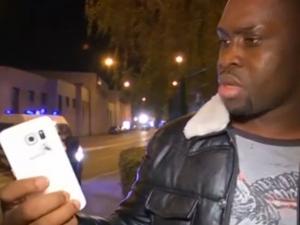 atentate paris viata salvata Samsung