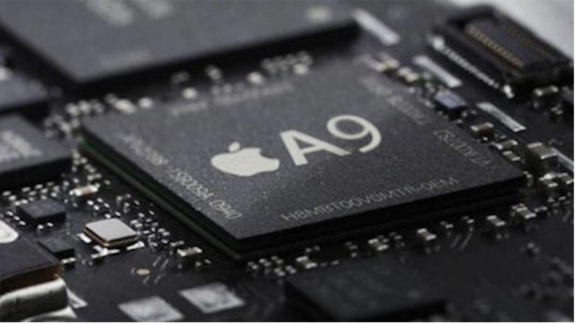 chip A9 umilit Apple