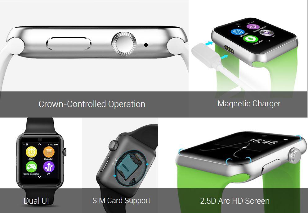 clona Apple Watch 1