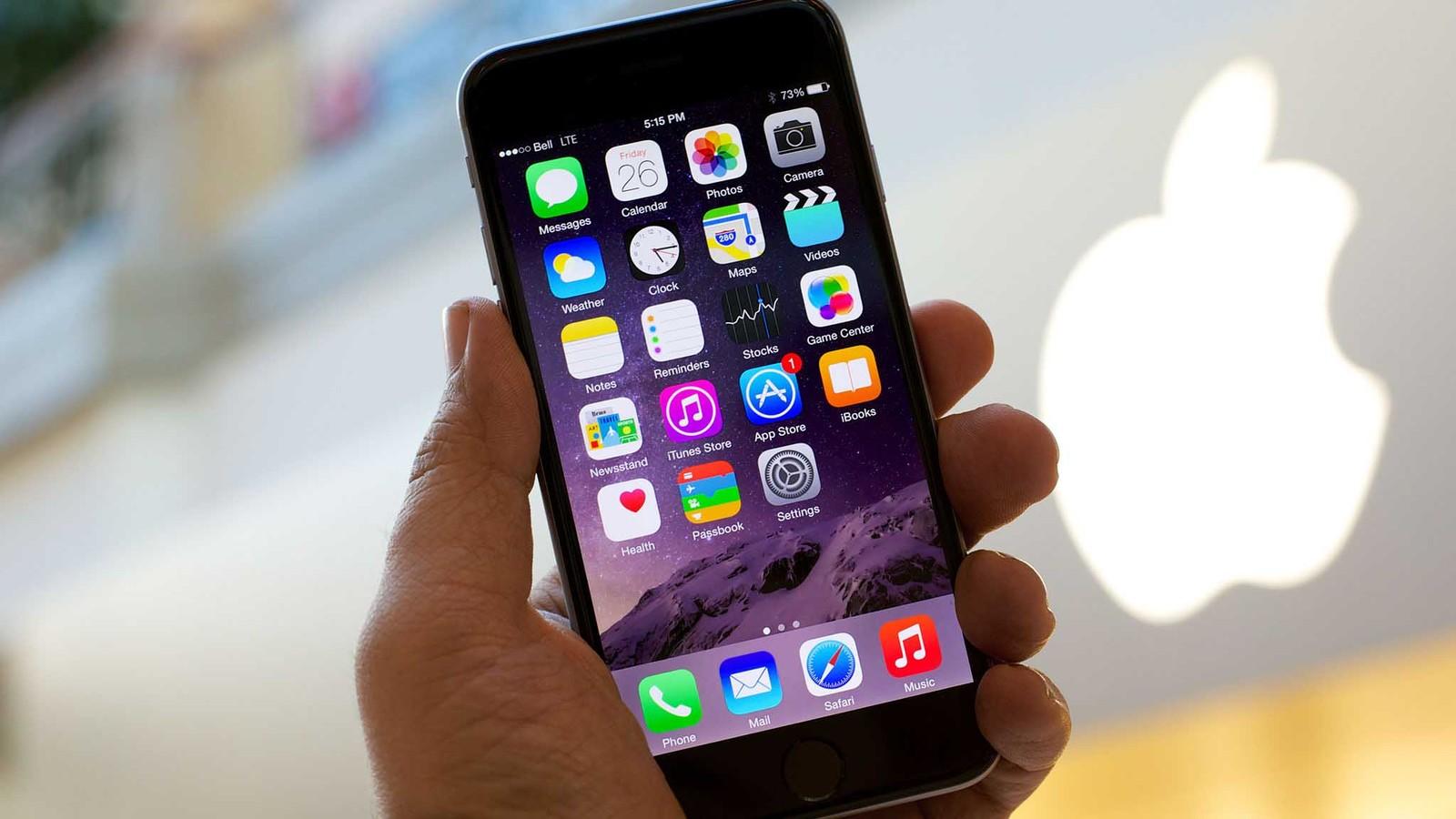creste spatiu iPhone