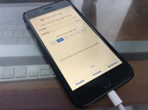 f.Lux instalare iPhone