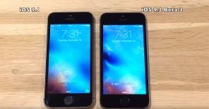 iOS 9.1 vs iOS 9.2 beta 3