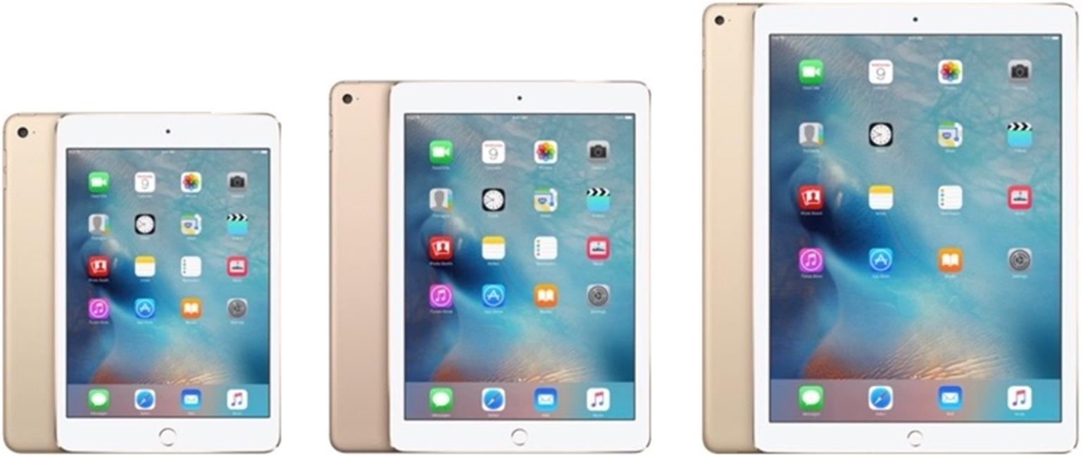 iPad Mini 4 cel mai bun ecran