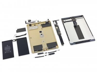 iPad Pro dezasamblata 1