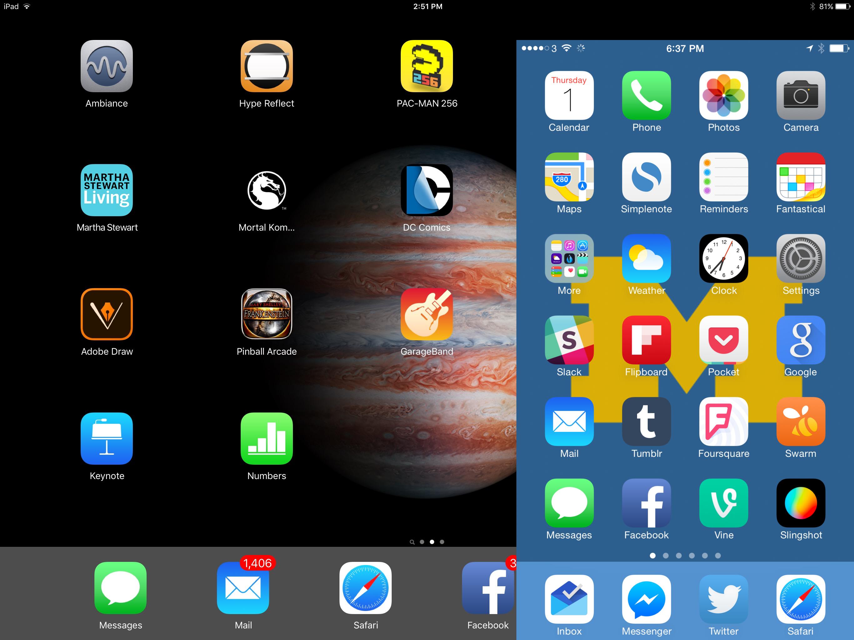 iPad Pro rezolutie iPad