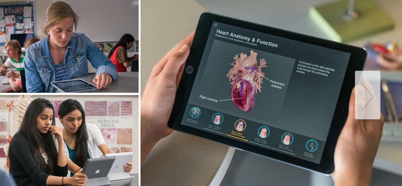 iPad in scoli