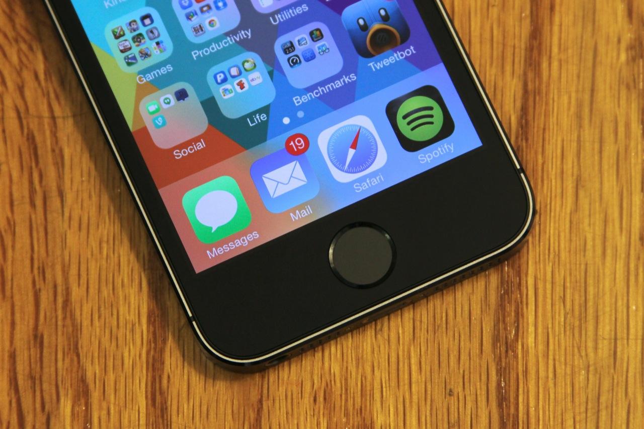 iPhone 5S imbunatatit