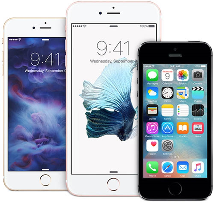 iPhone ecran OLED