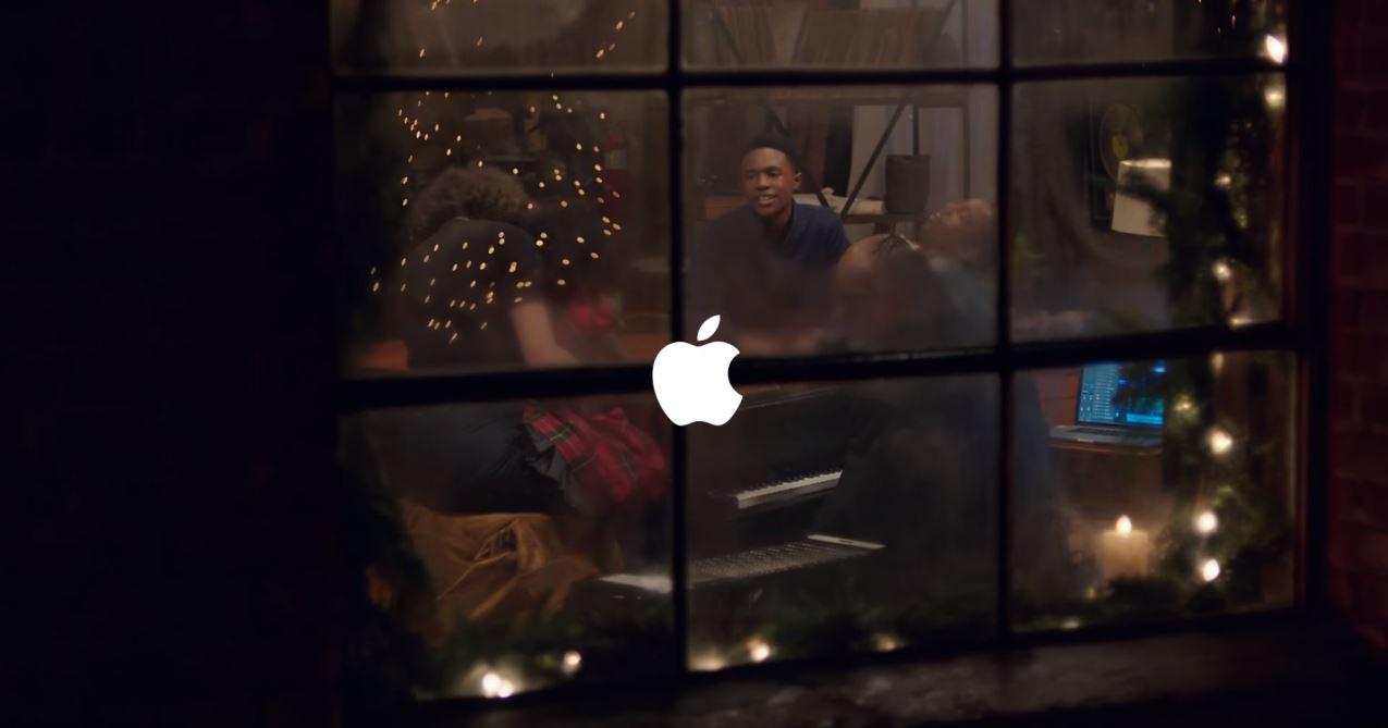 reclama Apple Stevie Wonder