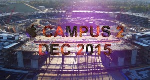 Apple Campus 2 nou decembrie 2015