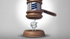 Apple Ericsson parteneriat