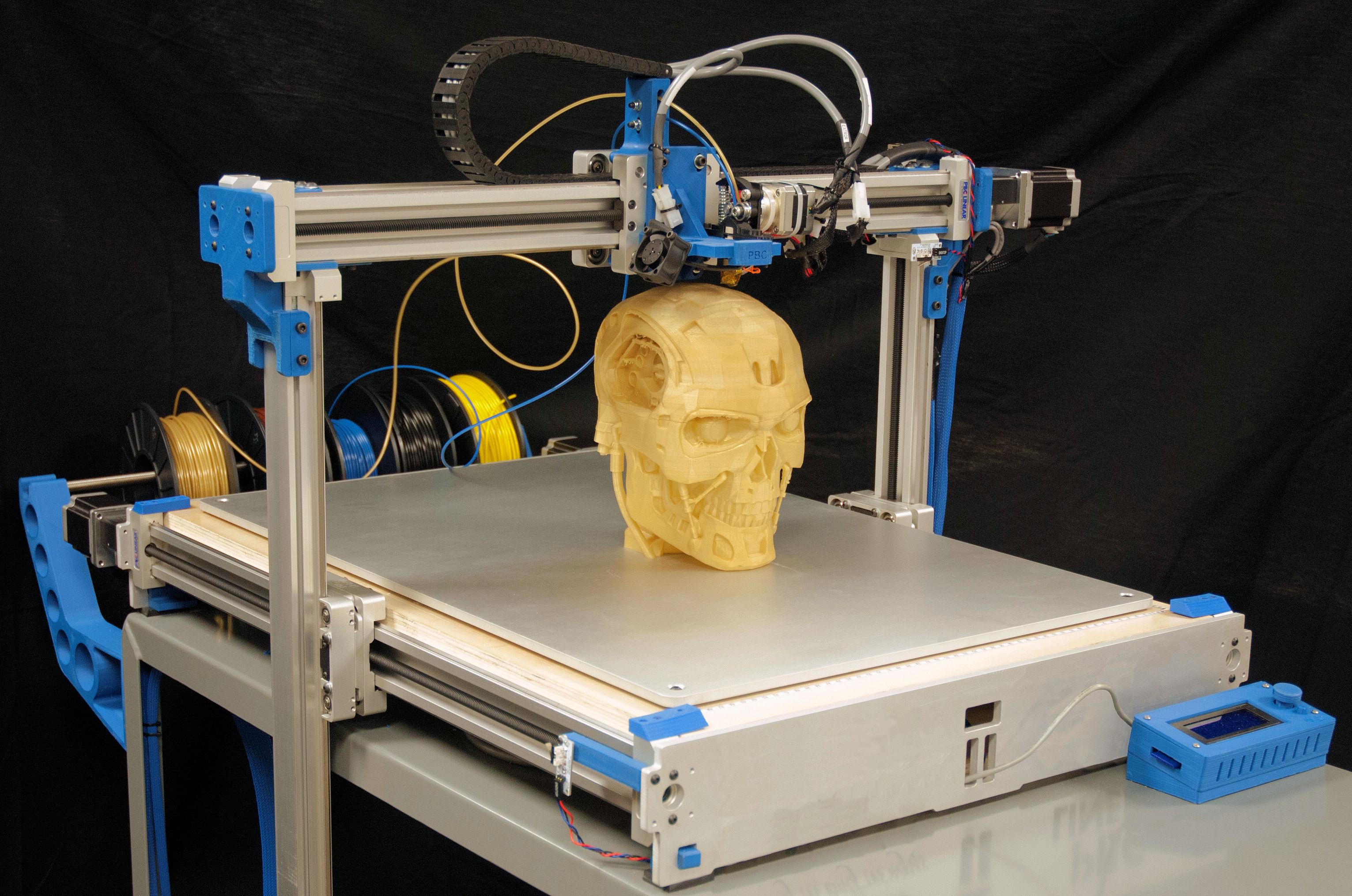 Apple imprimanta 3D color