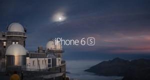 Apple reclame iPhone 6S