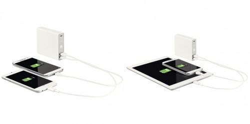 Bateria externa cu USB de 12.000 mAh Leitz 1
