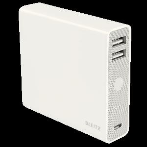 Bateria externa cu USB de 12.000 mAh Leitz