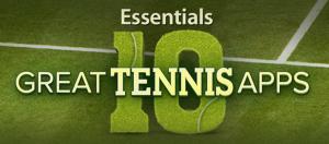 Cele mai bune aplicatii tenis